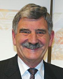 Emeritus Lloyd Sansom